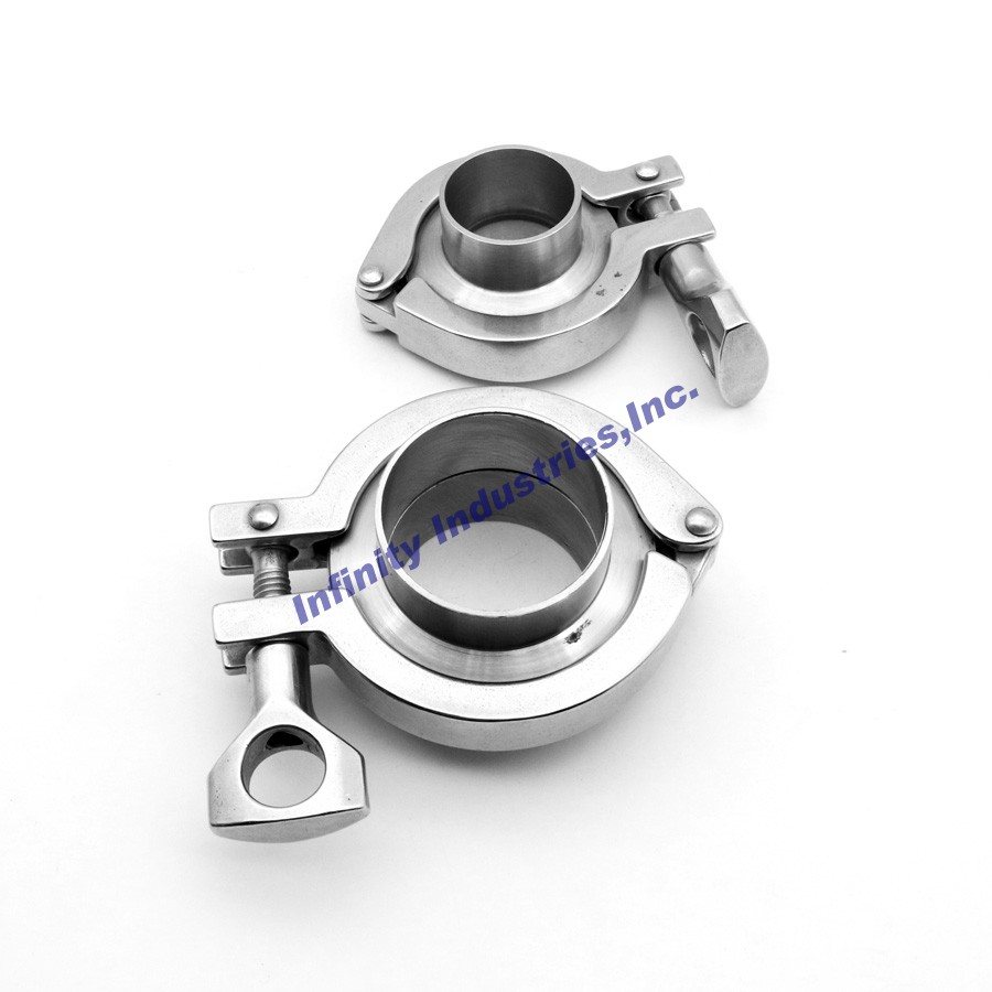 Pipe clamp assy