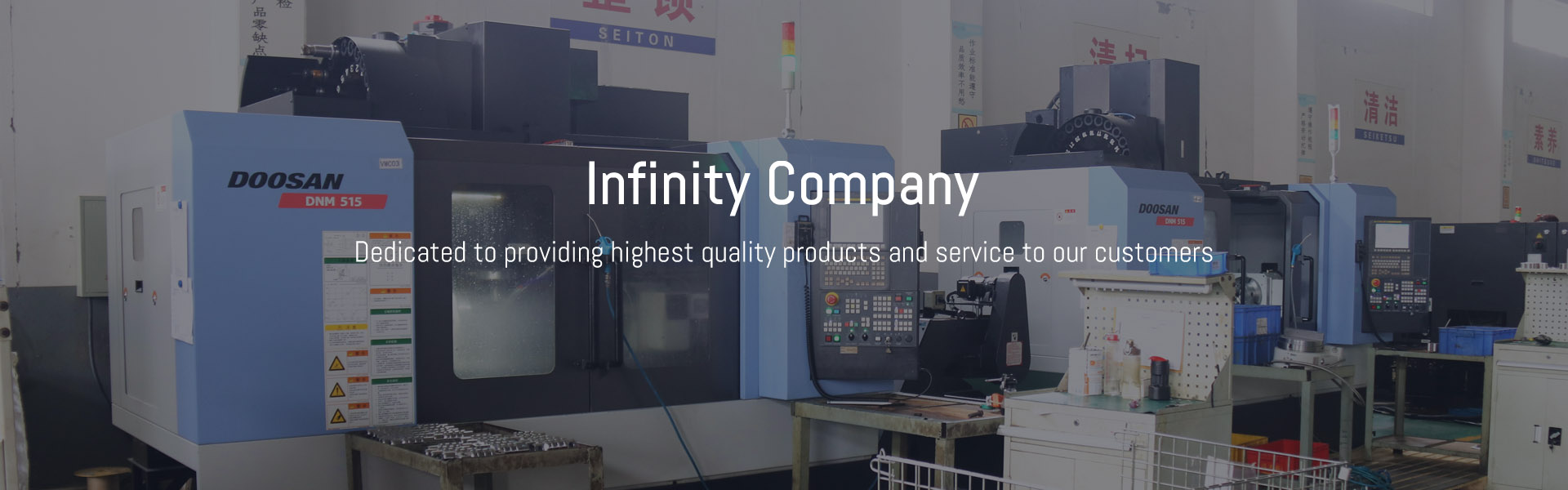 Infinity Industries,inc.